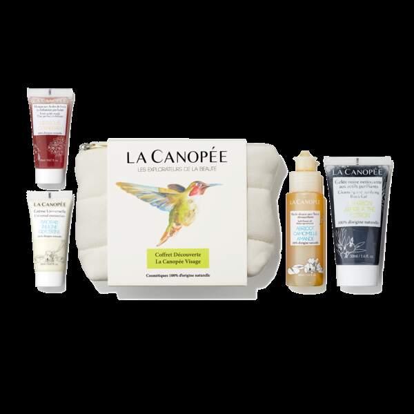 Coffret Découverte, La Canopée, 45€, sur la-canopee.com.