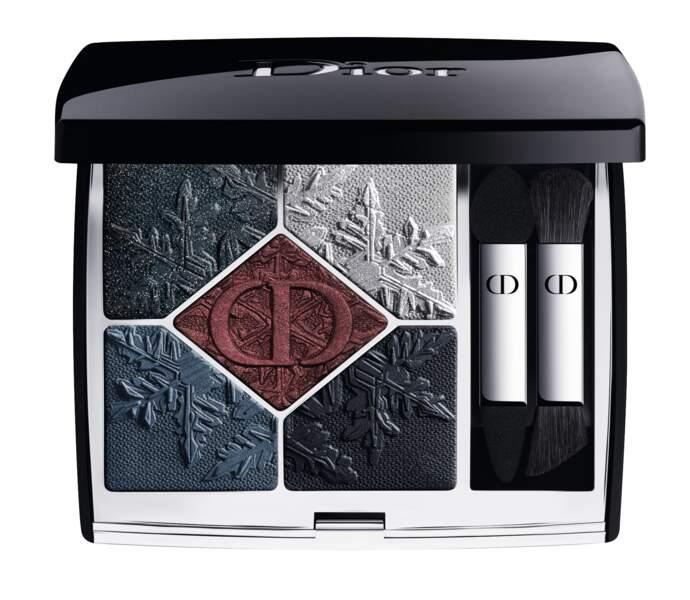Palette 5 Couleurs Couture Édition Limitée Golden Nights Black Night 089, Dior, 63,50 €