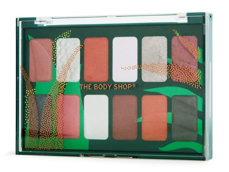 Palette Bold as Nature, The Body Shop, 20 €