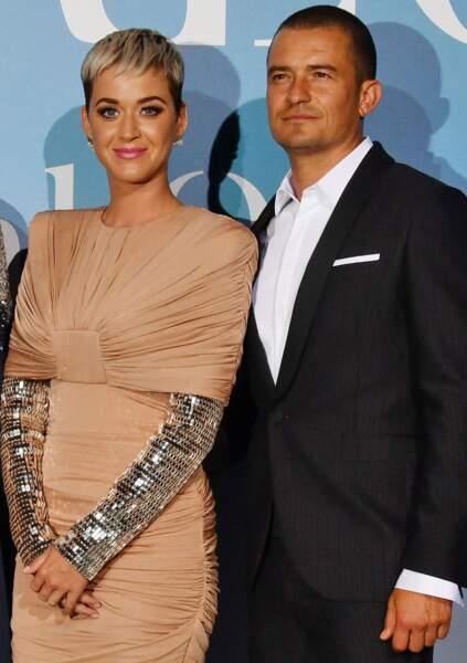 Katy Perry et Orlando Bloom ont fait un break en 2017... pour mieux se retrouver