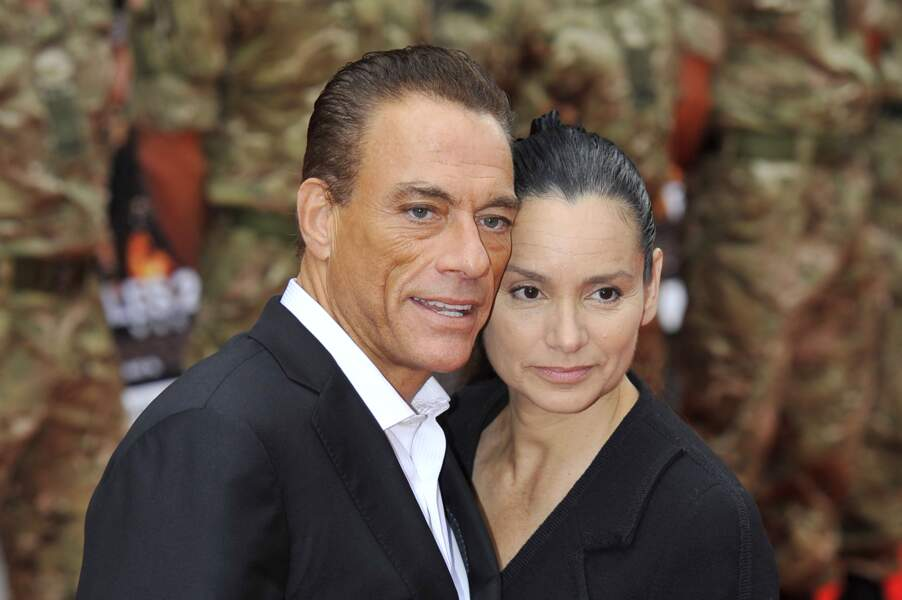 Jean-Claude Van Damme et Gladys Portugues divorcent en 1993, avant de se remarier deux ans plus tard