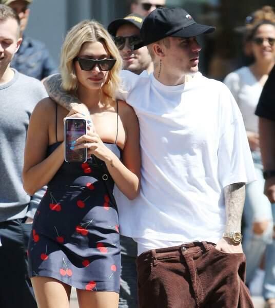 Justin Bieber et Hailey Baldwin se sont d'abord aimés en 2016, avant de se réconcilier et se passer la bague au doigt quelques années plus tard