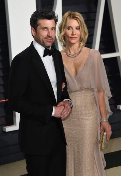 Patrick Dempsey et sa femme Jill Fink annoncent leur divorce en 2015, avant de se rétracter un an plus tard
