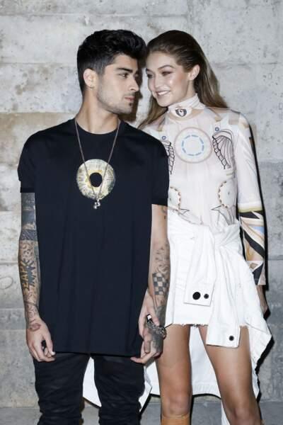 Après une rupture en 2018, Gigi Hadid et Zayn Malik se sont réconciliés et ont accueilli une petite fille