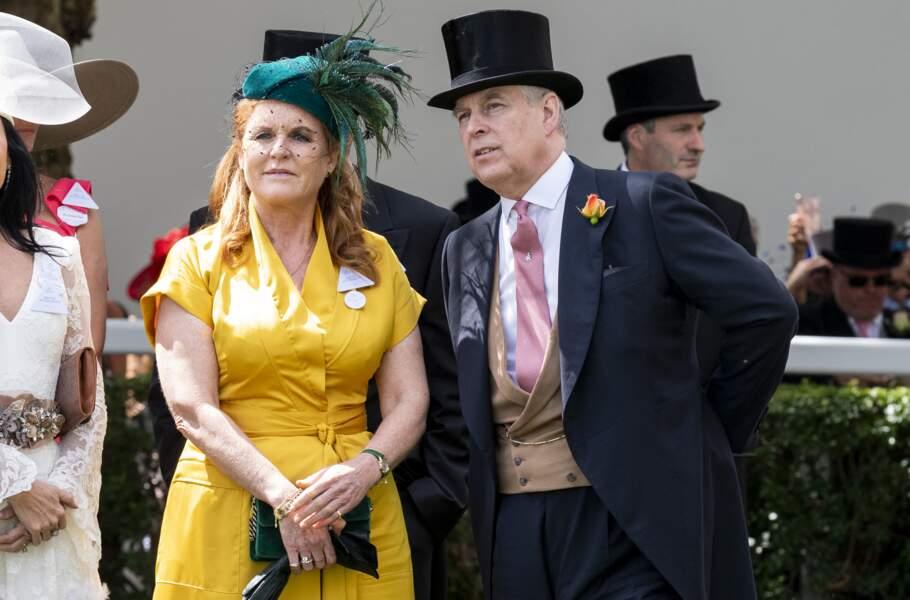 La rumeur dit que le prince Andrew et Sarah Ferguson se sont aujourd'hui réconciliés