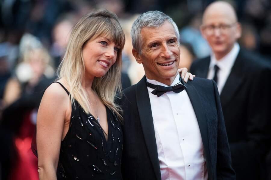 Nagui et Mélanie Page (2019)