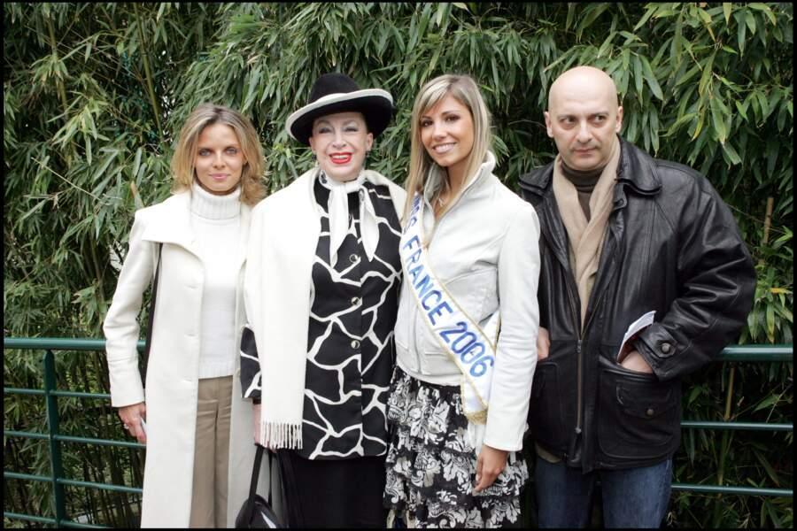 Sylvie Tellier toujours fidèle à Roland Garros