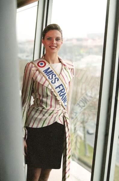 Sylvie Tellier, de Miss Lyon à Miss France