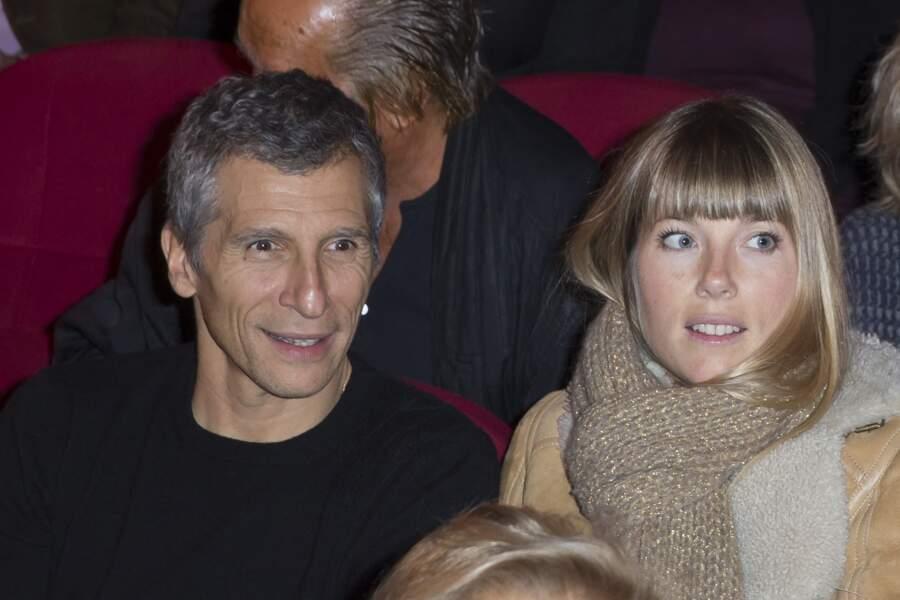 Nagui et Mélanie Page (2015)