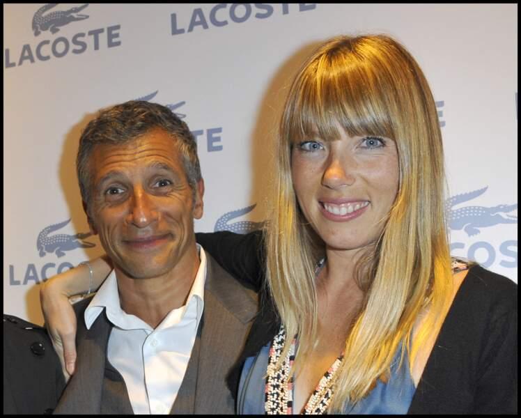 Nagui et Mélanie Page (2011)