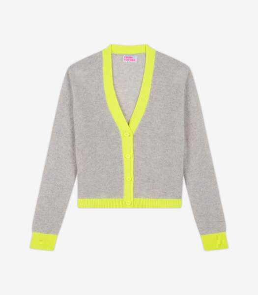 Cardigan, 99 €, From Future.