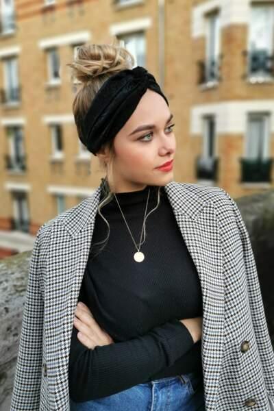 Headband, Laure Derrey, 35 € sur lesethiquetes.fr