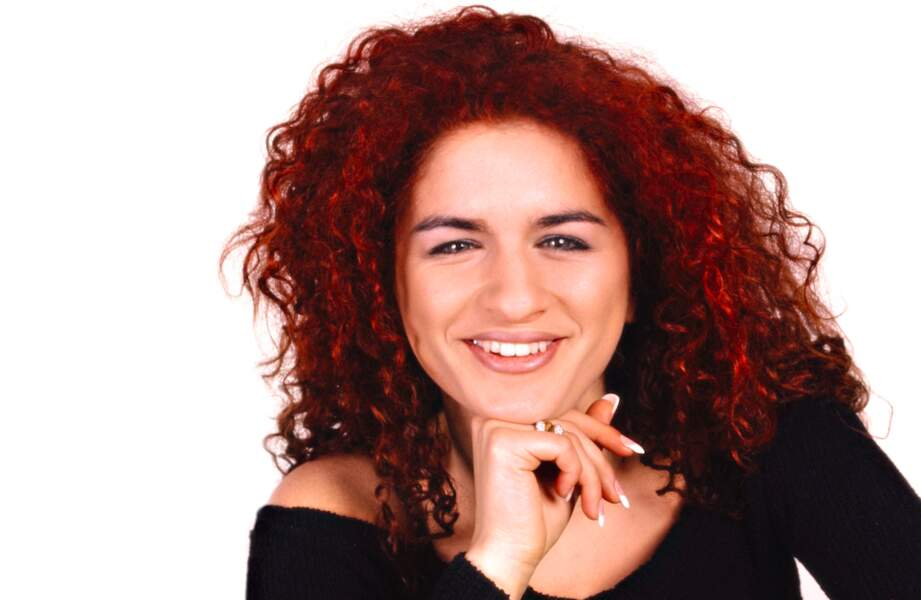 Chevelure de feu, Larusso marque les années 90 et s'impose chez les adolescents.
