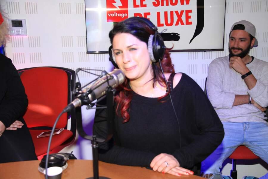 En avril 2019, Larusso donne une interview sur la radio Voltage et semble avoir conservé sa jolie chevelure de feu qui a fait son succès à ses débuts.