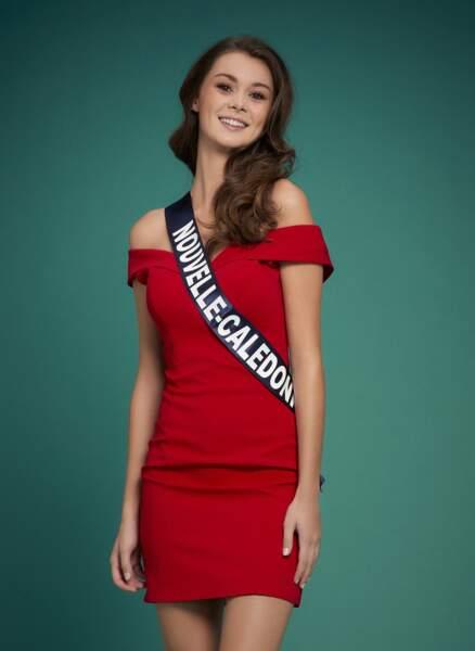 Miss Nouvelle-Caledonie : Louisa Salvan
