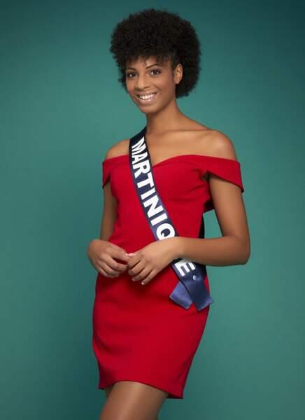 Miss Martinique : Sephorah Azur