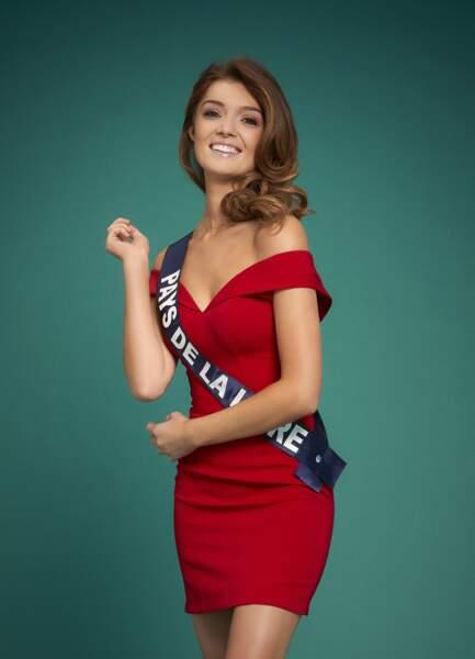 Miss Pays De La Loire : Julie Tagliavacca