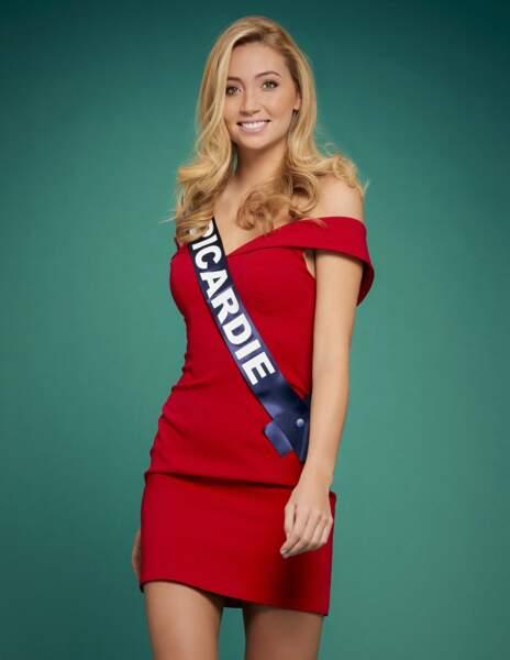 Miss Picardie : Tara de Mets
