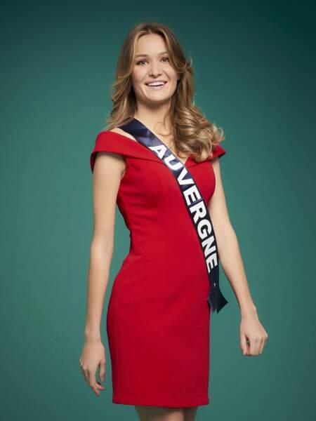 Miss Auvergne : Geromine Prigue