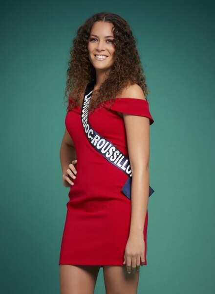 Miss Languedoc-Roussillon : Illana Barry
