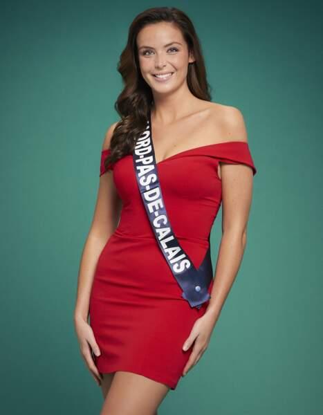 Miss Nord-Pas-De-Calais : Laura Cornillot