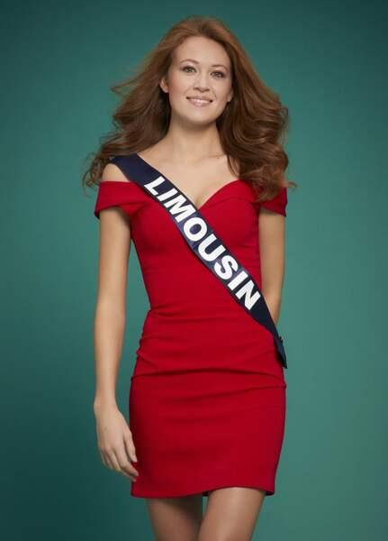 Miss Limousin : Lea Graniou
