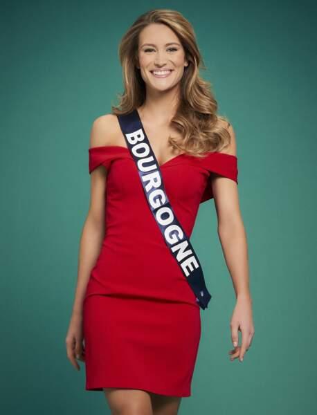 Miss Bourgogne : Lou-Anne Lorphelin
