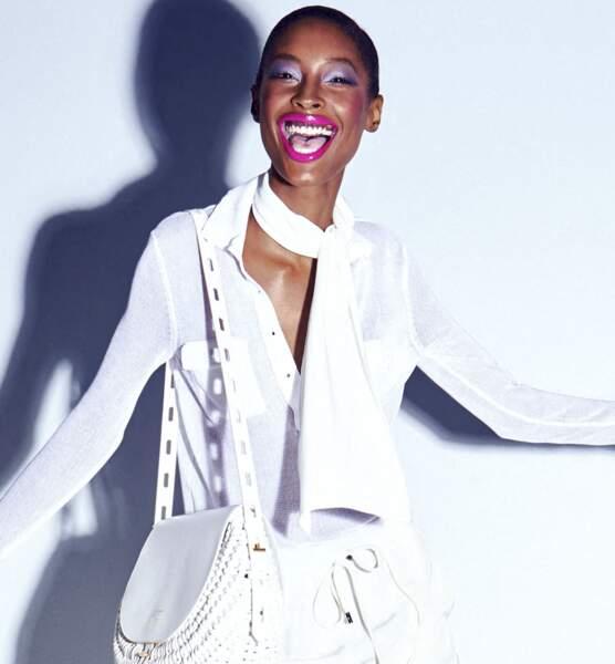 Voir la vie en colorama comme sur le défilé Tom Ford pendant la fashion week de New York, Ready to wear printemps été 2021.
