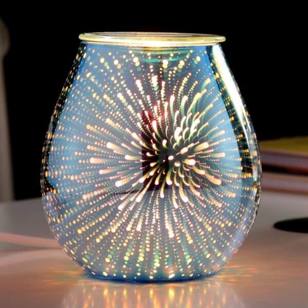 Calorya N°6 , Diffuseur par chaleur douce en verre avec effet 3D, Zen'Arôme chez Maisons du Monde, 30,68€