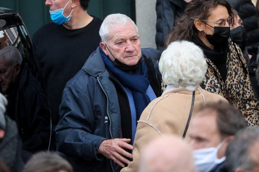 Jean-Marie Dominici, le père de Christophe Dominici.