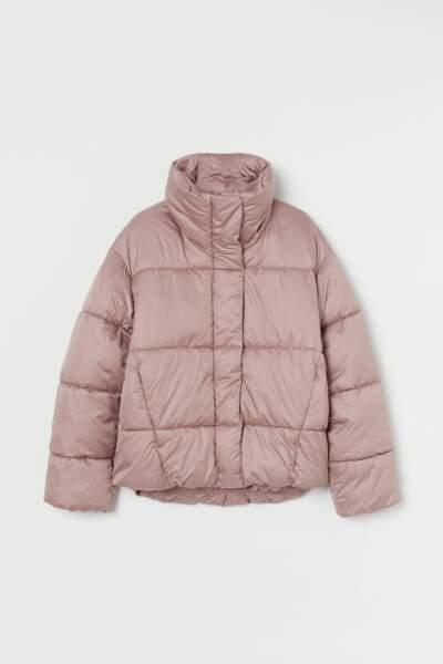 Doudoune, H&M, 39,99€