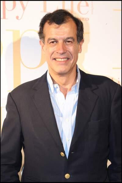 Henri Giscard d'Estaing, le fils aîné de Valéry Giscard d'Estaing, alors PDG du Club Med en 2011.