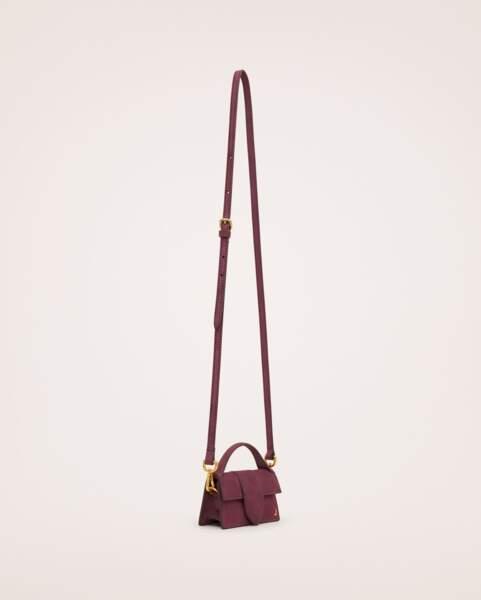 Petit sac Le Petit Bambino à bandoulière - Jacquemus, 350 €