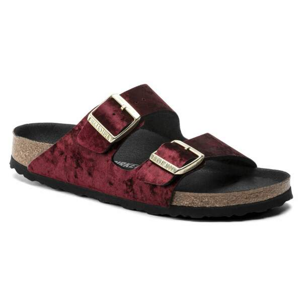 Sandales Arizona Velvet - Birkenstock, 110 €