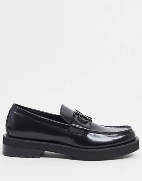 Mocassins minimalistes, 134,25 €, Calvin Klein