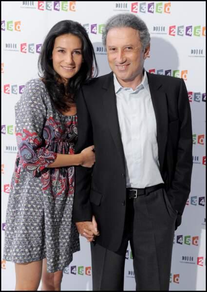 Très proche de son oncle, Marie Drucker a décidé de marcher dans ses pas (ici en 2010)