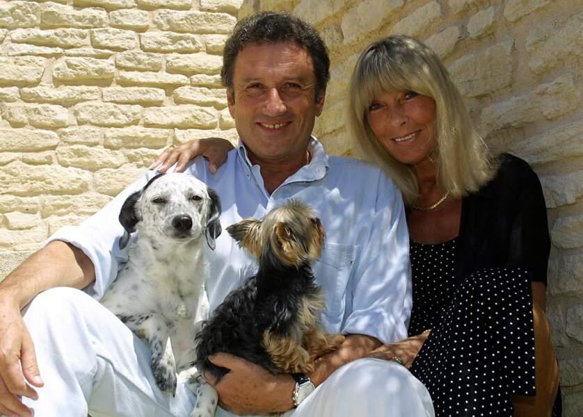 En 2002, le couple célèbre ses 29 ans de mariage, et semble toujours aussi heureux.