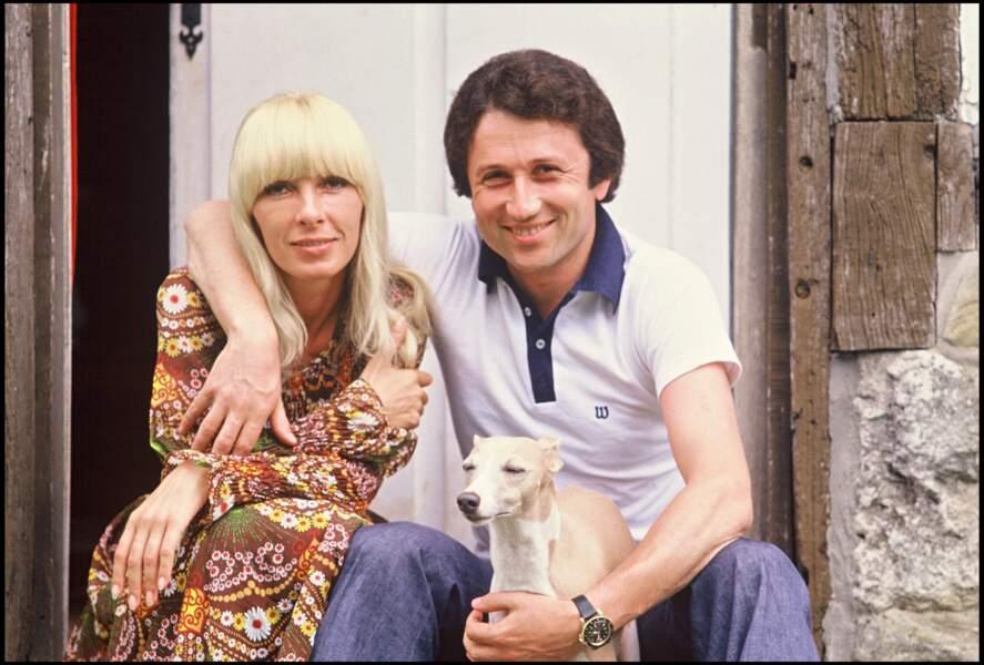 Ensemble depuis près de 50 ans, Michel Drucker et sa compagne, Dany Saval, filent le parfait amour.