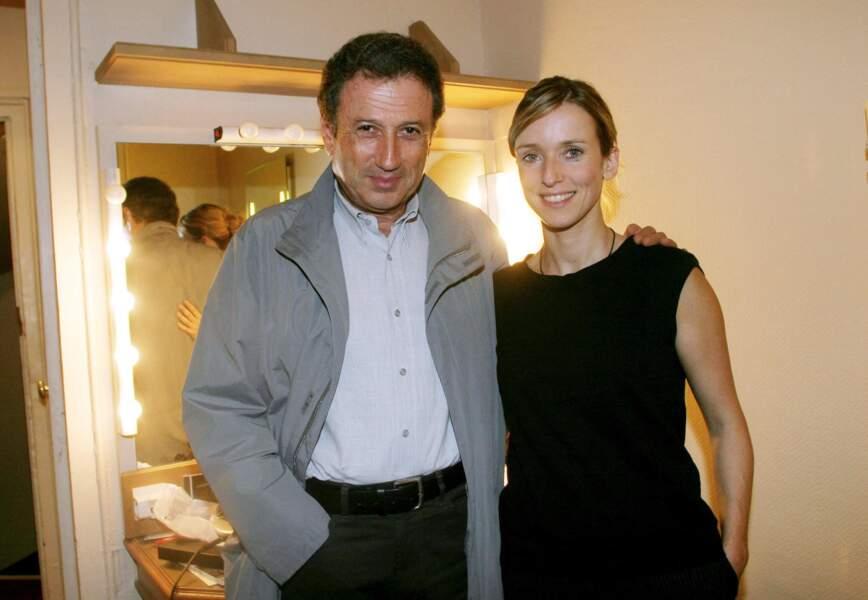Michel Drucker, fier de sa nièce, l'actrice Léa Drucker.