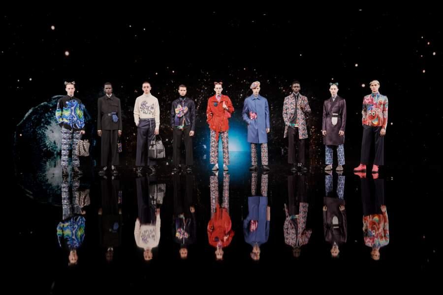 Suivez en direct le défilé Dior Hommes prêt-à-porter automne 2021 à Paris