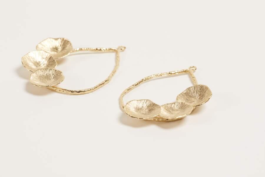 Boucles d'oreilles, 55€, Lou.yetu