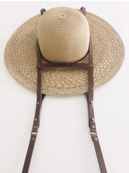 Porte chapeau Barcelona XL 105€, Hat bag paris