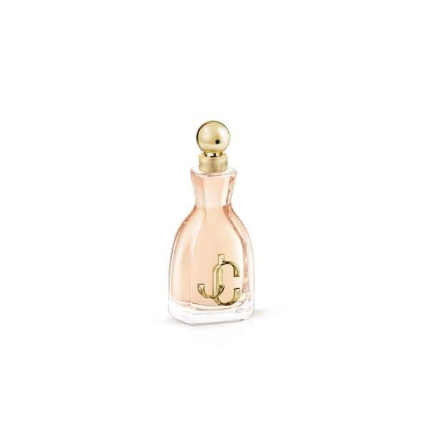 Eau de parfum I want Choo, Jimmy Choo, 115 €