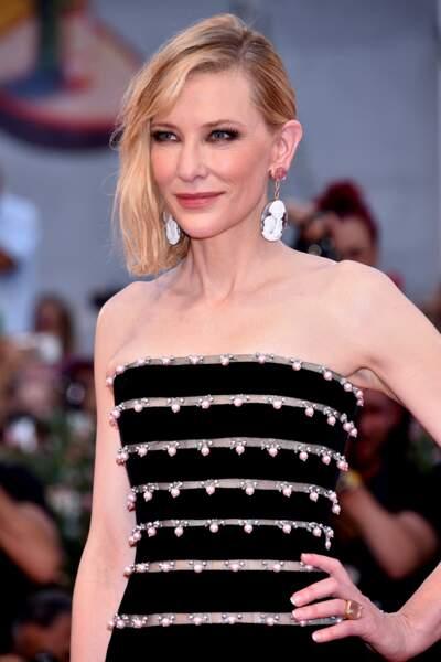 Le Side hair de Cate Blanchett