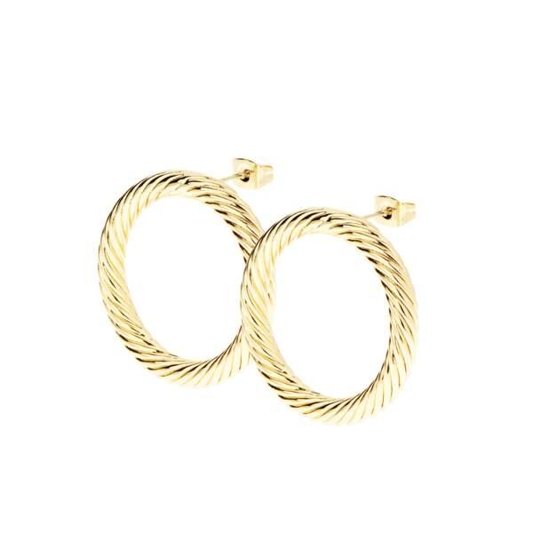 Boucles d'oreilles, 35€, Louis Pion
