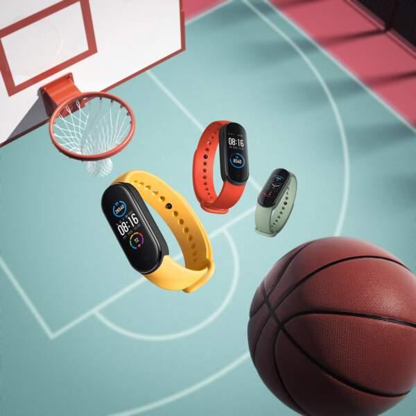 Une montre connectée-bracelet Xiaomi plus qu'abordable
