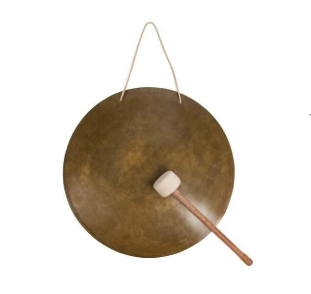 Un gong de méditation Nature et Découvertes