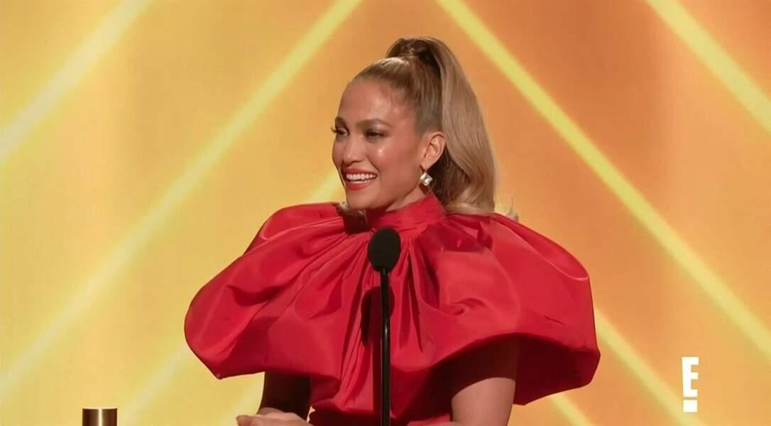 La queue de cheval palmier de Jennifer Lopez