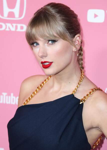 La tresse de Taylor Swift