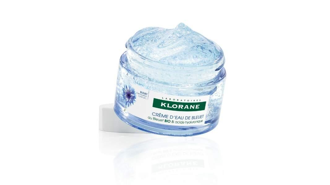 Crème d'Eau de Bleuet, Klorane, 14,70 €